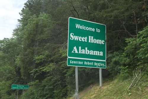 AGS Moving entering Alabama