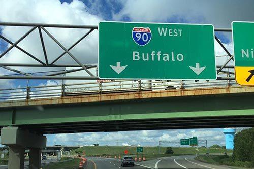 AGS Moving entering Buffalo NY