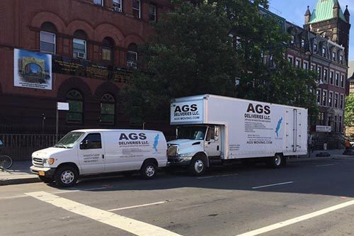 AGS Moving on the job